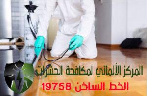 أفضل شركة مكافحة حشرات بمصر