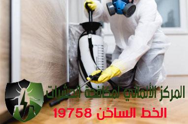 مكافحة الحشرات بالاسكندرية